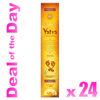 Parimal Incense Sticks - Yatra Bulk Pack Special