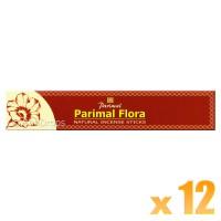 Parimal Incense Sticks - Parimal Flora - 17g x 12