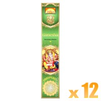 Parimal Incense Sticks - Ganesha Prosperity Incense - 17g x 12