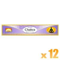 Parimal Incense Sticks - Sacred Chakra - 15g x 12