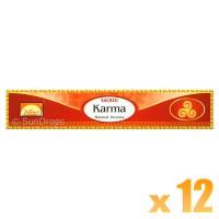 Parimal Incense Sticks - Sacred Karma - 15g x 12