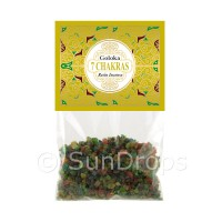 Goloka Incense Resin - 7 Chakras - 30g