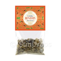 Goloka Incense Resin - Benzoin - 30g