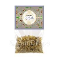 Goloka Incense Resin - Copal - 30g