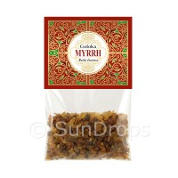 Goloka Incense Resin - Myrrh - 30g