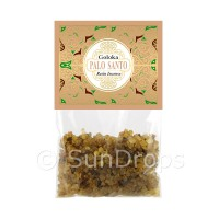 Goloka Incense Resin - Palo Santo - 30g