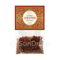 Goloka Incense Resin - Sandalwood - 30g
