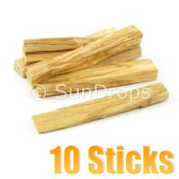 Palo Santo Logs - Pack of 10