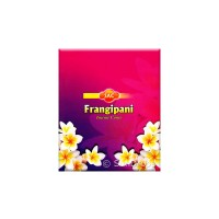 Sandesh Incense Cones - Frangipani - 1 Packet / 10 Cones