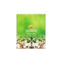 Sandesh Incense Cones - Jasmine - 1 Packet / 10 Cones