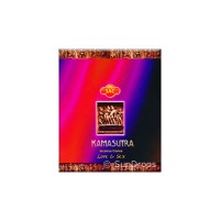 Sandesh Incense Cones - Kamasutra - 1 Packet / 10 Cones