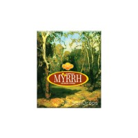 Sandesh Incense Cones - Myrrh - 1 Packet / 10 Cones