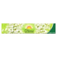 Sandesh Incense Sticks - Divine Natural Flora - Jasmine - 15g