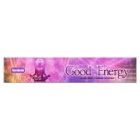 Sandesh Incense Sticks - Good Energy - 15g