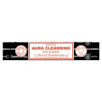 Satya Natural Series - Aura Cleansing - 15g