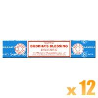 Satya Natural Series - Buddha's Blessing - 15g x 12