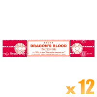 Satya Natural Series - Dragons Blood - 15g x 12