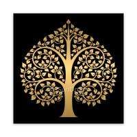 Triskele Art Card - Tree of Life
