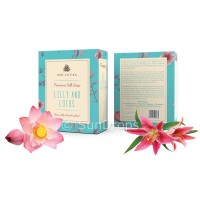 Arovatika Premium Silk Soap - Lily and Lotus