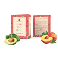 Arovatika Premium Silk Soap - Peach Avocado