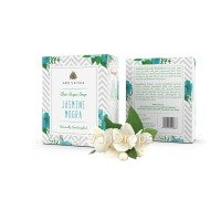 Arovatika Clear Sugar Soap - Jasmine Mogra