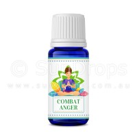 Goloka Essential Oil Blend - Combat Anger