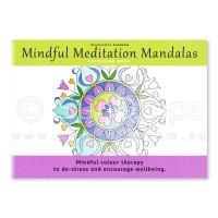 Illumination Mandalas - Mindful Meditation Mandalas Colouring Book