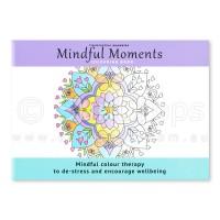 Illumination Mandalas - Mindful Moments Colouring Book