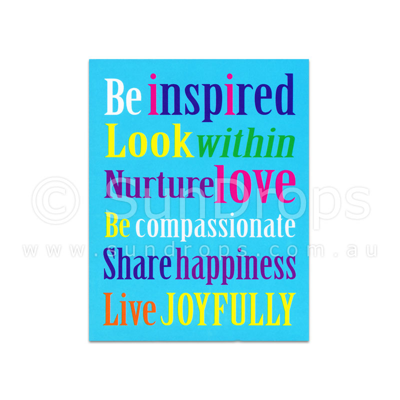 Harmony Magnet - Be Inspired