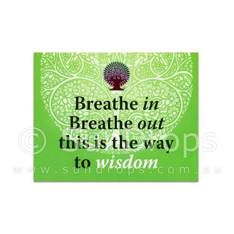 Harmony Magnet - Breathe
