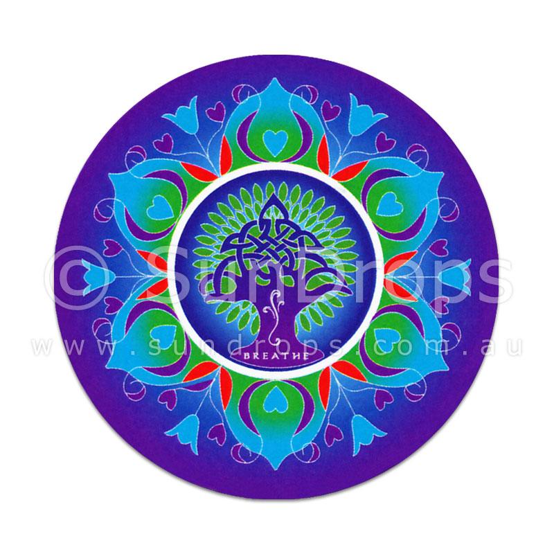 Harmony Magnet - Earth Mandala