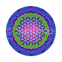 Harmony Magnet - Flower of Life