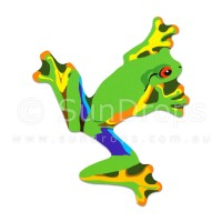 Nature Magnet - Tree Frog (New Version)