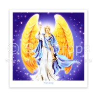 Greeting Card - Archangel Gabriel - Nurturing