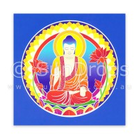 Greeting Card - Buddha Nature - Awakening
