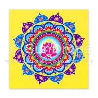 Greeting Card - Ganesha - Remover of Obstacles