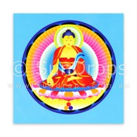 Greeting Card - Shakyamuni Buddha - Enlightenment