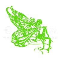 Harmony Decal - Butterfly Fairy