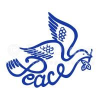 Harmony Decal - Dove of Peace