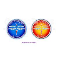 Sunlight Window Sticker - Buddha's Blessing