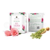 Arovatika Clear Sugar Soap - Rose Cardamom