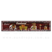 Balaji Incense Sticks - Chandanam - 1 Packet / 15 Sticks