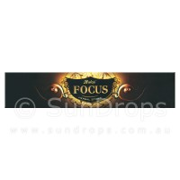 Balaji Incense Sticks - Focus - 1 Packet / 15 Sticks