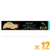 Banjara Incense Smudge Sticks - Arruda Rue - 15g x 12
