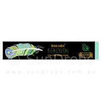 Banjara Incense Smudge Sticks - Benzoin - 15g