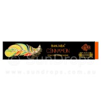 Banjara Incense Smudge Sticks - Cinnamon - 15g