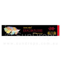 Banjara Incense Smudge Sticks - Dragon Blood - 15g