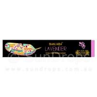 Banjara Incense Smudge Sticks - Lavender - 15g