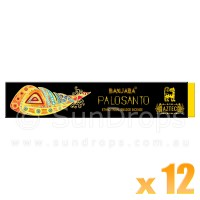 Banjara Incense Smudge Sticks - Palo Santo - 15g x 12