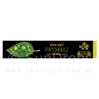 Banjara Incense Smudge Sticks - Patchouli - 15g